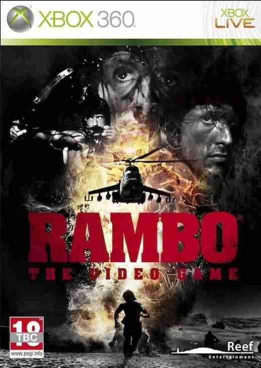 Descargar RAMBO The Video Game [MULTI][PAL][XDG2][iCON] por Torrent